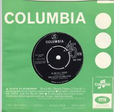 """""""ALMOST MINT"""" DAVE CLARK FIVE..GLAD ALL OVER.1963 COLUMBIA POP / BEAT 7"""" DB 7154"""