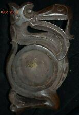 "Orig $399- Dayak Shamans Aso Bowl, 1900S 8"" Prov"