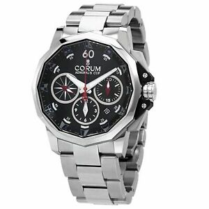 Corum A753-04200 Men's Admiral'S Cup Black Automatic Watch