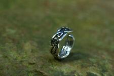 Ear clips CELTICS Beard Hair Clamp silver ear jewellery Celts Viking  Earclips