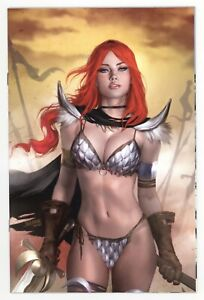 Red Sonja Age of Chaos #6 Josh Burns VIRGIN Variant GEMINI SHIPPING