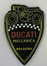 Ducati Mechanica Bologna lapel pin badge.  B030304