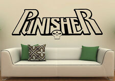 Punisher Wall Decal Vinyl Sticker Hero Marvel Comics Character Art Decor 3pn01r