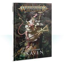 Warhammer Age of Sigmar: Battletome Skaven