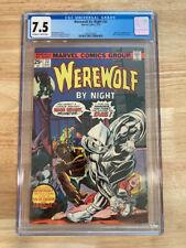 Werewolf by Night 32 CGC 7.5