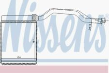 Nissens Heat Exchanger 71777 Fit with Ford Kuga I