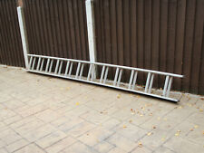More details for lightweight aluminium 2 section 3 - 5.25m extending ladder.