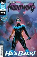 Nightwing #68 - 75 Main & Variant Covers You Pick DC Comics (2020)