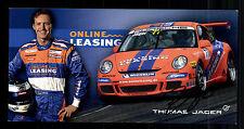Thomas Jäger Autogrammkarte Original Signiert Motorsport + G 15131