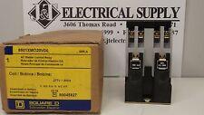 Square D AC Master Control Relay 2 Pole 8501XMO20V04