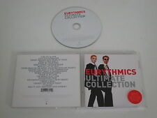 EURYTHMICS/ULTIMATE COLLECTION(SONY-BMG+RCA 82876748412) CD ALBUM