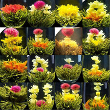16 Kinds of Handmade Blooming Flower Tea Herbal tea Great fragrant green Tea