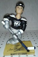 Marty St. Louis Bobblehead Tampa Bay Lightning RARE NHL Promo Autographed Hockey