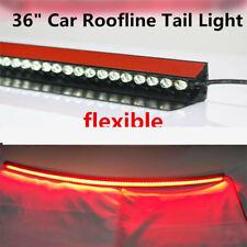 36 Inch Roofline LED Third Brake Tail Light Kit Above Rear Windshield Universal