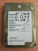 "Seagate 600GB 10K SAS 6G 2.5"" ST600MM0006 9WG066-175 Enterprise Hard Drive HDD"