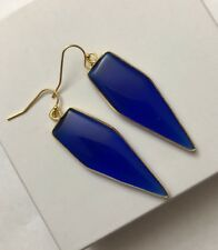 Royal Blue natural stone Dangle  Kendra + Chloe Dangle  Fashion Isabel J Scott