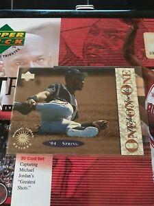 Michael Jordan6ONE ON ONE (baseball)1995UPPER DECK