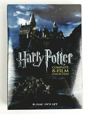 Harry Potter : The Complete 8-Film Collection - Blu-ray 8-Disc Set Brand New!