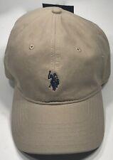 U.S Polo ASSN. Hat Khaki Cap ABPE2552HM