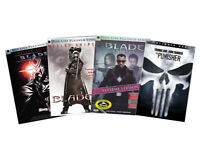 BLADE MOVIE PACK (INCLUDED PUNISHER) (4 PACK) (BOXSET) (DVD)