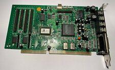 ISA Soundkarte Media Magic PCBISP16&2#31 K33IFISP16R20 PC Computer 486 vintage