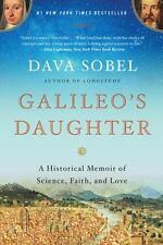 Galileo's Daughter: A Historical Memoir of Science, Faith, and Love, Sobel, Dava