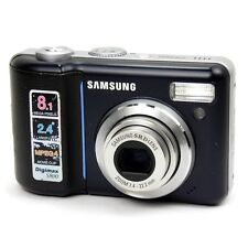 Faulty Samsung S800 8.1MP Compact Digital Camera for Spares or Repair