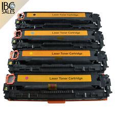 4x Toner für HP Color LaserJet CP 2024 N / CP 2024 DN / CP 2025 / CP 2025 N 304A