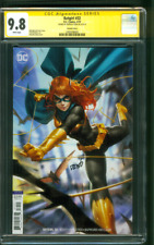 Batgirl 32 CGC SS 9.8 Chew Variant Birds of Prey Harley Quinn Movie 4/19