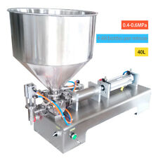 Automatic Filling Machine 100-1000ml for Cream,Honey,Sauce,Cosmetic,Tooth Paste