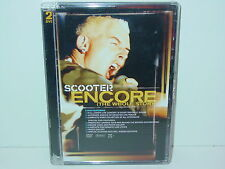 """*****DVD-SCOOTER""""ENCORE (THE WHOLE STORY)""""-2002 Edel Records DoDVD*****"""