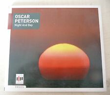 CD OSCAR PETERSON- NIGHT AND DAY - 2007 EDEL RECORDS