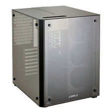 Lian Li Lian-li Pc-o8swx ATX Cube Case - Black