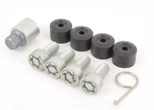 Genuine Volkswagen Wheel Locking Bolts Set 1k0 698 137a