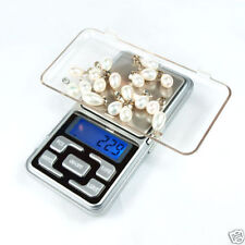 Precision Mini 500g 0.1g Digital Jewelry Kitchen Scale Electronic LCD