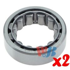 Pair of 2 Rear Wheel Cylindrical Roller Bearing WJB WB5707 Cross 5707 R1563-TAV