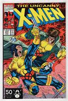 Uncanny X-Men #277 (Jun 1991) [Starjammers, Imperial Guard, Skrulls] Jim Lee X