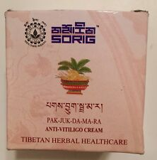 SORIG PakJukDaMaRa Tibetan Herbal Anti-Vitiligo Cream