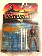 1995 Waterworld Power Bow Mariner Kenner NIP Kevin Costner Movie Action Figure