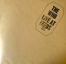 The Who ‎- Live At Leeds (LP) (1st Pressing) (VG+/VG)