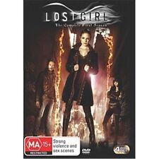 LOST GIRL.-Season 1-Region 4-New AND Sealed- 3 DVD Set-TV Series