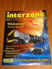 INTERZONE #157 JULY 2000 HIDEAWAY ALASTAIR REYNOLDS ROY GRAY UK MAGAZINE =