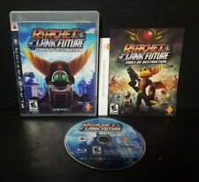 Ratchet & Clank Future: Tools of Destruction (Sony PlayStation 3, 2007) PS3