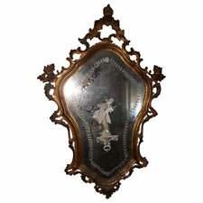 Rare mid-19th century, Italian venetian Rococo' mirror
