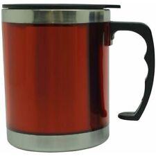 Thermo Mug 450 ML Stainless Steel Insulated Mug Car Mug Drinking Cup Mug, Red