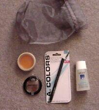 New Beauty Bag La Colors Eye Shadow-Eyeliner, Vichy Cleanser,Healing Lip Butter