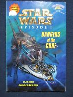 Star Wars: Dangers of the Core, Episode 1 (Jedi Readers) Jim Thomas and Boris ..