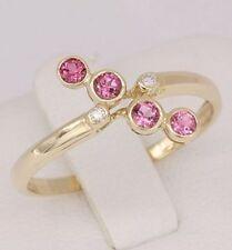 Unbranded Pink Tourmaline Fine Jewellery