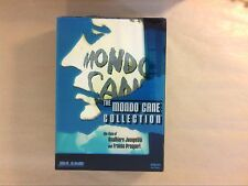 COFFRET 8 DVD ZONE 1  EN ANGLAIS / THE MONDO CANE COLLECTION / FRANCO PROSPERI