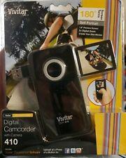 Vivitar Digital Video Recorder DVR 410 Handheld Camcorder Camera NIB